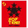 ソフテニ ぉまみデザインTシャツ FIVE STAR