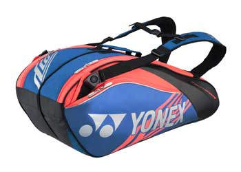 YONEX: ラケットバッグ6(リュック付)  (LEE CHONG WEI EXCLUSIVE) BAG12LCW